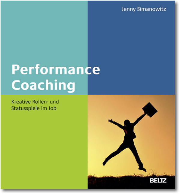 Performance Coaching 2016 Buchumschlag