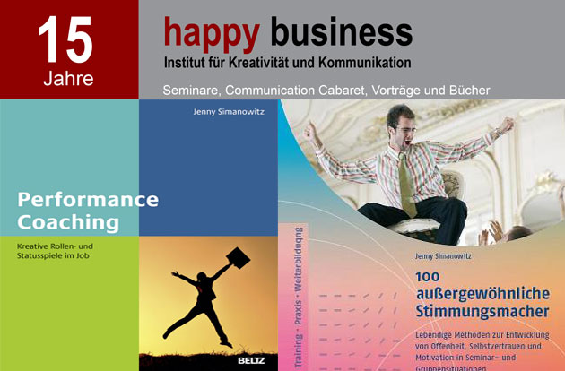 Happybusiness - performance, training, teambildung